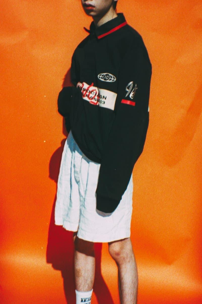 The Weeknd より大胆にグラフィック&テキストを散りばめた2017年冬コレクションが登場 プリント、刺繍、ワッペンなど多彩な手法を用いたグラフィック使いがポイント ブラック オレンジ コーチジャケット アノラックパーカ ラグビーシャツ ビーニー ザ・ウィークエンド プーマ PUMA マーベル Marvel XO HYPEBEAST ハイプビースト