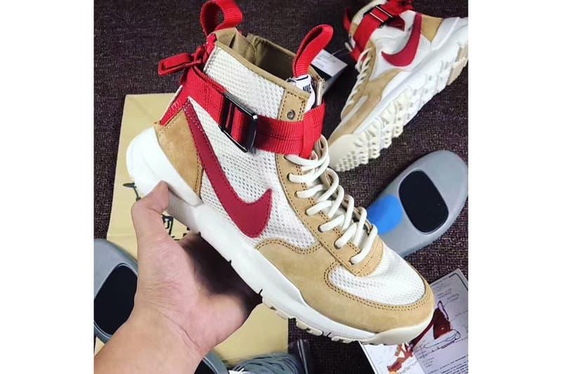 中国の工場が Tom Sachs x Nike による Mars Yard 2.0 のハイトップブートレグを制作 ナイキ トム サックス マーズ ヤード 海賊版 ブートレグ ブートレッグ コピー Argo Concepts アルゴ コンセプツ hypebeast ハイプ ビースト