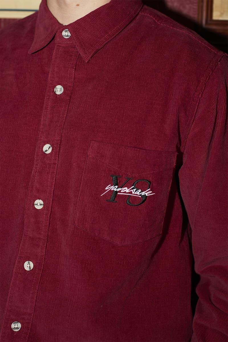 Yardsale よりレトロシックな佇まいに惹かれる2017年秋冬コレクションのファーストルックが到着 1980年代の LA の香りをふんだんに落とし込んだ万能アイテムが多数ラインアップ ヤードセール ロンドン Tシャツ ベロアジャケット フーディ コーデュロイシャツ