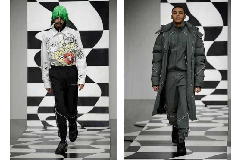 HYPEBEAST が選ぶ London Fashion Week Men's 2018年秋冬ベストルック コットワイラー COTTWEILER Day 1 柳川荒士が手がける QASIMI カシミ JOHN LAWRENCE SULLIVAN で開幕した2018年秋冬コレクションの初日を一挙プレイバック ロンドンファッションウィーク メンズ ランウェイ コレクション SS 18 HYPEBEAST ハイプビースト  ジョンローレンスサリバン Cottweiler Tourne de Transmission ターン デ トランスミッション Oliver Spencer オリバー スペンサー Xander Zhou ザンダー ゾウ  Liam Hodges リアム ホッジス