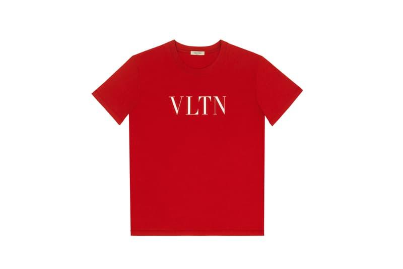 Valentino による VLTN メンズコレクションポップアプストアの限定アイテムに注目