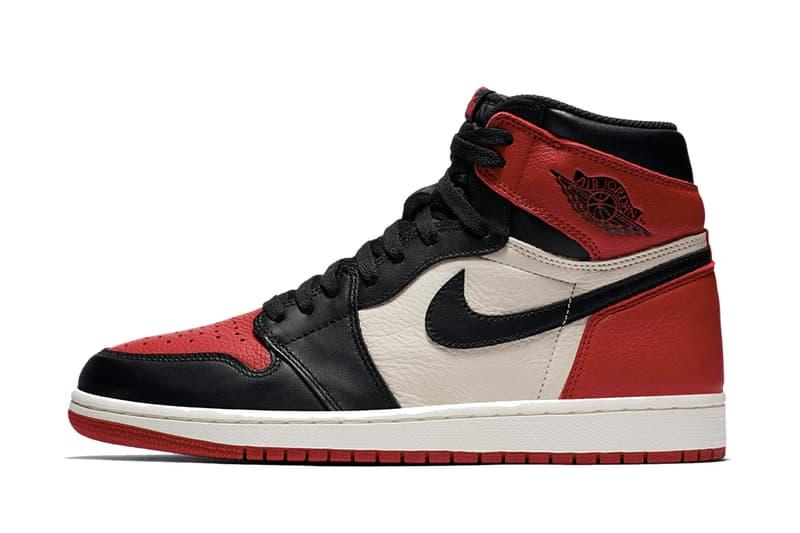 """Air Jordan 1 """"Bred Toe"""" の新ビジュアル&リリースに関する新情報が浮上  ナイキ nike"""