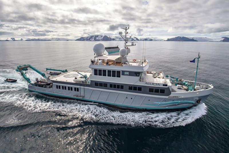 Airbnb がカリブ海の深海を覗ける調査船での2泊3日の旅に無料招待するコンテストを実施中 エアビーアンドビー カリブ バハマ アリシア 船 調査船 コンテスト hypebeast
