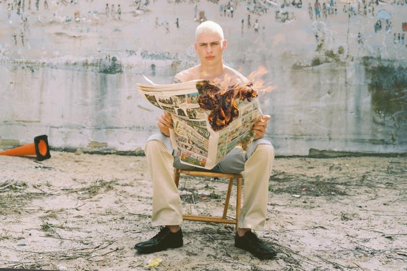 """HYPEBEAST Magazine """"The X Issue"""" に収録されている最新エディトリアル """"Poetic Terrorism"""" をチェック ハイプビースト マガジン ポエティック"""