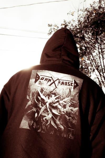ロサンゼルスの気鋭ブランド BornxRaised より2018年冬シーズン1stドロップがリリース ボーンアンドレイズド la hypebeast