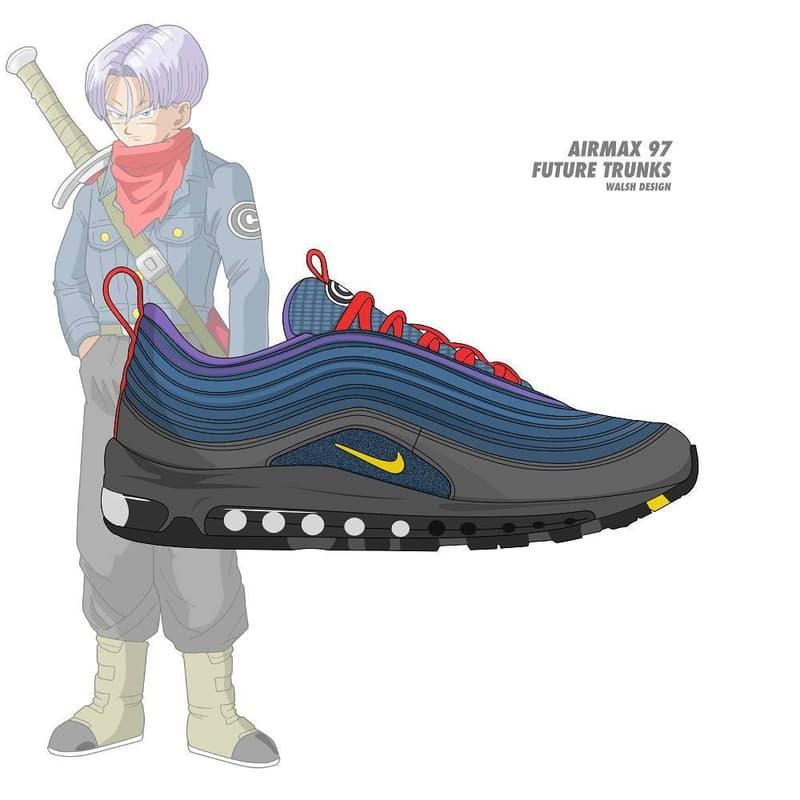 もし『ドラゴンボール』が Nike とコラボしたらこんな感じ……? 〈adidas〉の公式コラボに対抗し、1人のヘッズがキャラクターの特徴を的確に捉えたデザインを考案 〈adidas(アディダス)〉x『ドラゴンボール』のコラボレーションはあまりにも予想外の出来事で、ヘッズ諸君の中には未だ信じられないという人もいるのではないだろうか。その一人、Matthew Walsh(マシュー・ウォルシュ)はどうやらこのダブルネームがお気に召さなかった模様。そこでスリーストライプスのライバル社である〈Nike(ナイキ)〉のシルエットを採用し、自らでデザインを考案したようだ。  悟空、セル、フリーザ、ベジータ、魔人ブウ、悟飯、神龍という〈adidas〉と同様の面々に加え、Matthewはその他の人気キャラクターの中から亀仙人、トランクス、クウラ、ピッコロ、ブルマの5名を追加。Air Max 1の悟空モデルは戦闘の末にボロボロになった道着をイメージし、ヒールには金斗雲を配置。また、フリーザのAir Max 95は特徴を的確に捉えた戦闘力53万な仕上がりとなっている。  各キャラクターをイメージしたシューズデザインは、上のフォトギャラリーから。この機会に今一度〈adidas〉のラインアップを確認し、ご自身の意見をSNSなどでシェアしてみてはいかがだろうか。