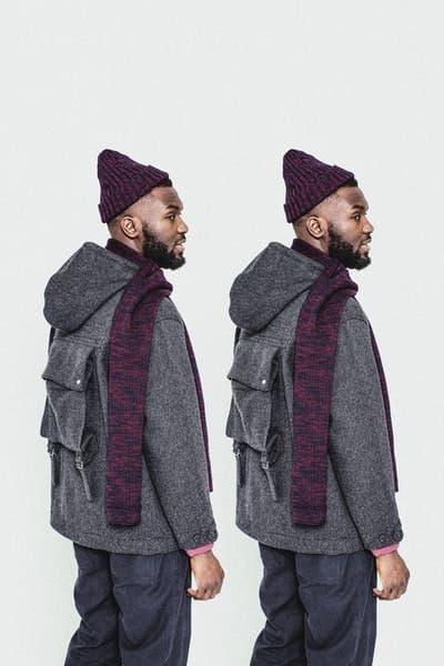 イギリス発の実力派ファッションレーベル Garbstore より2018年秋冬ルックブックが到着