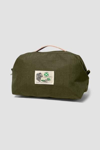 日本のバックパックブランド Walkabout by SANPAK とロンドンの気鋭レーベル Garbstore による2018年春夏バッグコレクション ウォークアウト バイ サンパック ガーブストア バッグ リュック バックパック 2018ss spring summer bag bags backpacks hypebeast