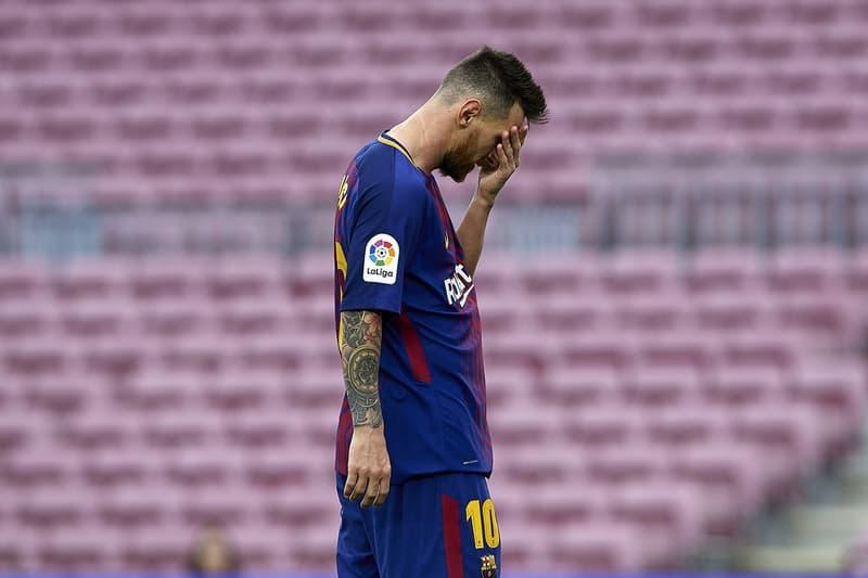 """リオネル・メッシの新契約には""""とある条件""""を満たすと違約金ゼロでバルセロナを退団できる特別条項が存在? """"とある条件""""とは多方面で報じられたカタルーニャ独立に関連するもの サッカー フットボール リーガ エスパニョーラ 移籍 噂"""
