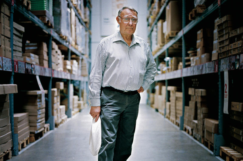 スウェーデンを世界に押し広めた偉大な起業家である IKEA の創業者イングバル・カンプラードが死去 イケア スウェーデン 家具 Ingvar Kamprad イングバル カンプラード hypebeast