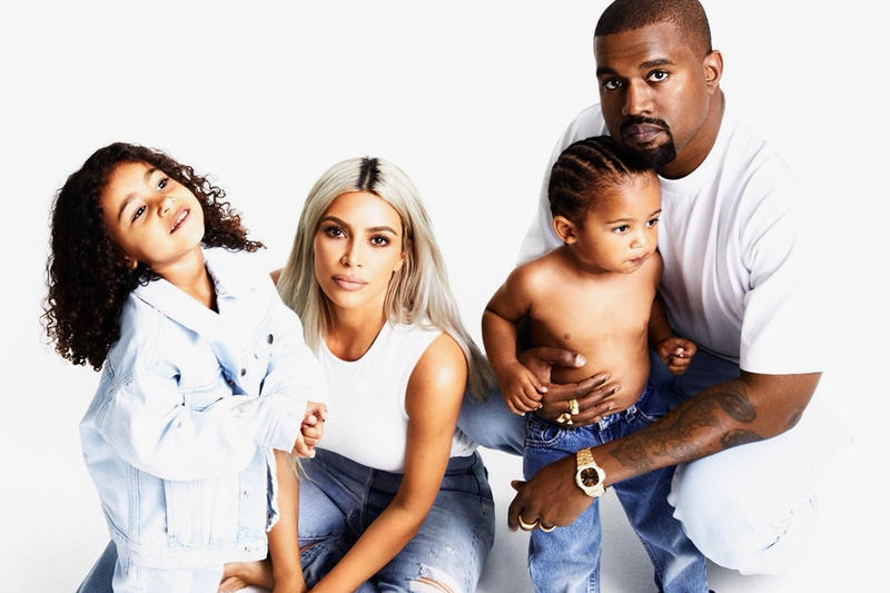 カニエ&キム夫妻が第3子となる女の子を家族に迎え入れる kanye west kim kardashian HYPEBEAST ハイプビースト