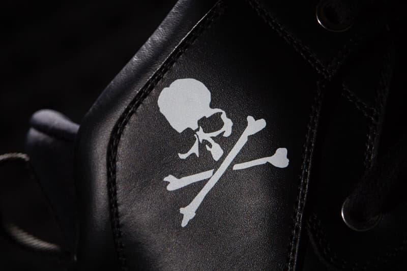 """偽靴下を忍ばせた mastermind JAPAN x SearchNDesign のコラボフットウェア """"Ghost Sox"""" 〈Fear of God〉や〈STÜSSY〉を筆頭にストリート御用達のイタリアのファクトリーメーカーと本間正章のデザイン哲学が融合した逸品"""