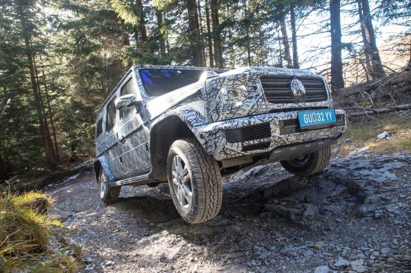 Mercedes-Benz が生まれ変わった新世代 Gクラスのティーザーを公開 山岳地帯の超タフな地形をもろともしない世界最高峰のオフローダーは今月中旬に解禁か メルセデス ベンツ ゲレンデ G-Class