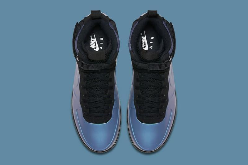 艶やかなライトカーボンで高級感を増した Nike Air Force 1 Foamposite がまもなくリリース ナイキ エア フォース フォーム ポジット AF1 hypebeast