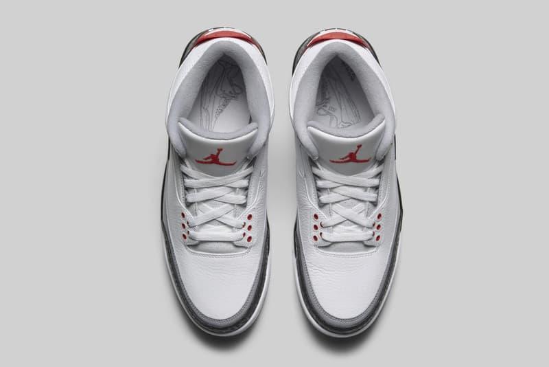 Nike がサイド部分にスウッシュが配された全く新たな Air Jordan 3 を発表 ナイキ エア ジョーダン HYPEBEAST ハイプビースト