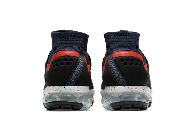 """Nike より前作即完の Air VaporMax Flyknit Utility 新色モデル """"College Navy"""" モデルが登場 ナイキ Air Max エア マックス ヴェイパー ベイパー マックス フライニット ユーティリティ HYPEBEAST ハイプビースト"""