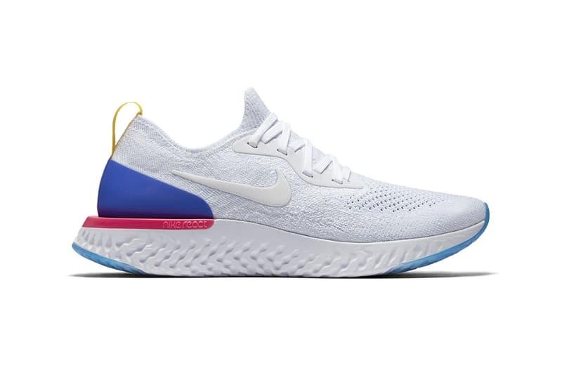 Nike が新次元素材を用いた最新ランニングシューズ Epic React Flyknit を発表  エピック リアクト フライニット ナイキ HYPEBEAST ハイプビースト