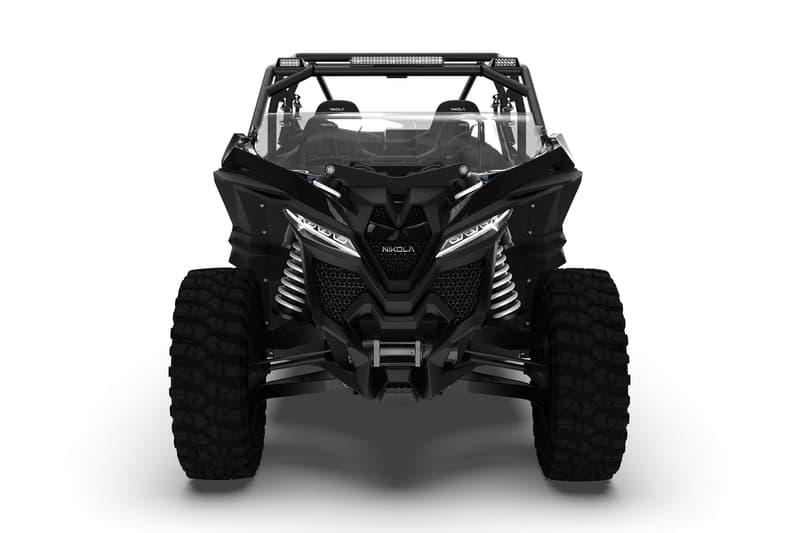 ニコラモーターによるワイルドなオフロード車両、Nikola NZT™をチェック