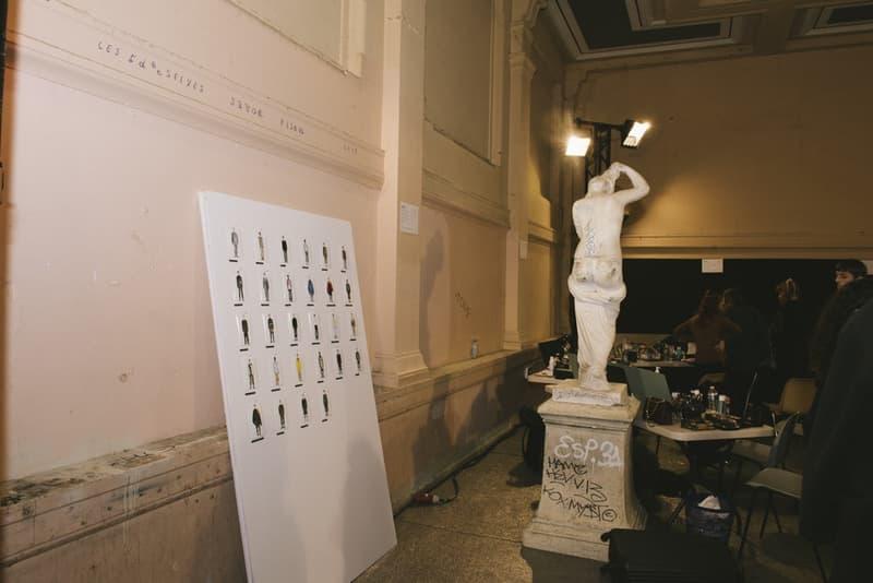 芸術作品から着想を得た OAMC 2018年秋冬コレクションの舞台裏をレポート ミリタリーアイテムをモダンな模様&カラーリングで一新した〈Jil Sander〉由来の新コレクションに注目 Jil Sander ジル・サンダー Luke Meier ルーク・メイヤー Supreme シュプリーム OAMC オーエーエムシー Palais des Beaux-Arts de Lille パレ・デ・ボザール リール宮殿美術館 Joseph Beuys ヨーゼフ・ボイス ボアジャケット ステンカラーコート 花柄のキルティングベスト レースアップブーツ ミリタリー モダン HYPEBEAST ハイプビースト