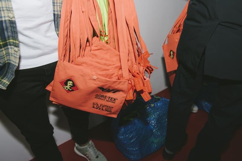 各界の業界人たちが集結した Off-White™️ 2018年秋冬コレクションのバックステージに潜入 ヴァージルと親交の深いフューチャーやミゲル、そして現代アーティストの村上隆も来場 Louis Vuitton ルイ・ヴィトン Kim Jones キム・ジョーンズ Virgil Abloh ヴァージル・アブロー Off-White™️ オフホワイト Future フューチャー Miguel ミゲル Metro Boomin メトロ・ブーミン Marcelo Burlon マルセロ・ヴァーロン 村上隆 Nike ナイキ The Ten Air Force 1 Timberland ティンバーランド 6-Inch Boots Beastie Boys ビースティ・ボーイズ Weezer ウィーザー Tyler,The Creator タイラー・ザ・クリエイター HYPEBEAST ハイプビースト