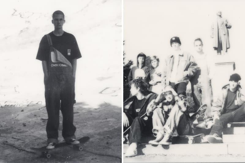 PACCBET x Carhartt WIP のコラボカプセルの全貌が明らかに 〈Carhartt WIP〉のアーカイブに80年代後期から90年代初期のスケートマインドを反映させた12型のアイテムは『Dover Street Market Ginza』でも展開