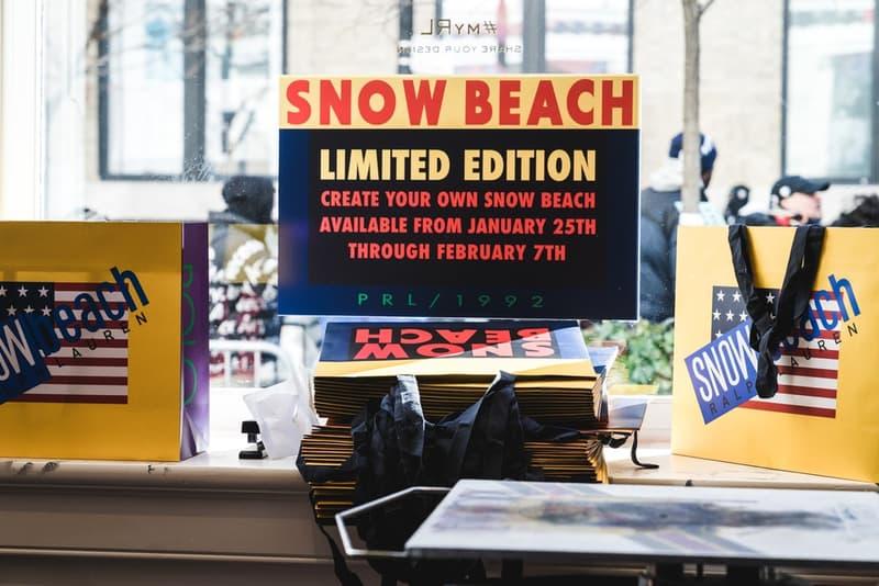 """ニューヨークに舞い降りた Ralph Lauren """"Polo Snow Beach Collections"""" ローンチの様子をお届け 記念すべきローンチ日に駆けつけたヒップホップ界の重鎮たちの姿もチェック アメリカントラッド Ralph Lauren ラルフ ローレン Polo Snow Beach Collections ポロ Polo Bear Just Blaze ジャスト・ブレイズ Raeknow レイクウォン HYPEBEAST ハイプビースト"""