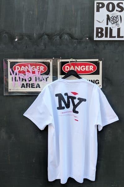 """ニューヨークの高感度セレクトショップ The Webster と Raf Simons による限定Tシャツが登場 お土産グッズを連想させる""""愛キャッチー""""なデザインを踏襲したTシャツのお値段は……  Calvin Klein カルバン クライン Raf Simons ラフ・シモンズ The xx ザ・エックスエックス The Webster ザ・ウェブスター I LOVE NY アイラブニューヨーク HYPEBEAST ハイプビースト"""
