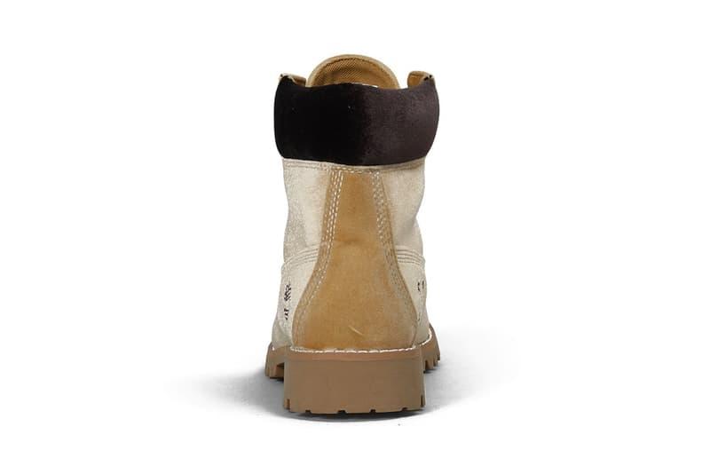 Off-White™️ x Timberland の強力タッグによる 6-Inch Boots の新色がゲリラリリース キャメルとダークブラウンで大人顔に生まれ変わった名作ブーツを今すぐ手に入れろ MoMA The Museum of Modern Art ニューヨーク近代美術館 Virgil Abloh ヴァージル・アブロー  Off-White™️ オフホワイト Timberland ティンバーランド 6-Inch Boots The North Face ザ・ノース・フェイス KITH キス Ronnie Fieg ロニー・ファイグ 西山徹 WTAPS ダブルタップス ベルベット ANTONIOLI HYPEBEAST ハイプ ハイプビースト