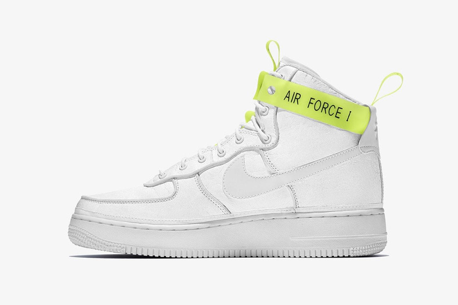 見逃したくない今週のリリースアイテム 7 選(2018|2/5~2/11) 〈Nike〉のAir Force 1 Hi VIPや〈Sasquatchfabrix. 〉x〈BRAIN DEAD〉、〈Palace〉2018年春コレクションなど完売必至のアイテムが満を持して登場