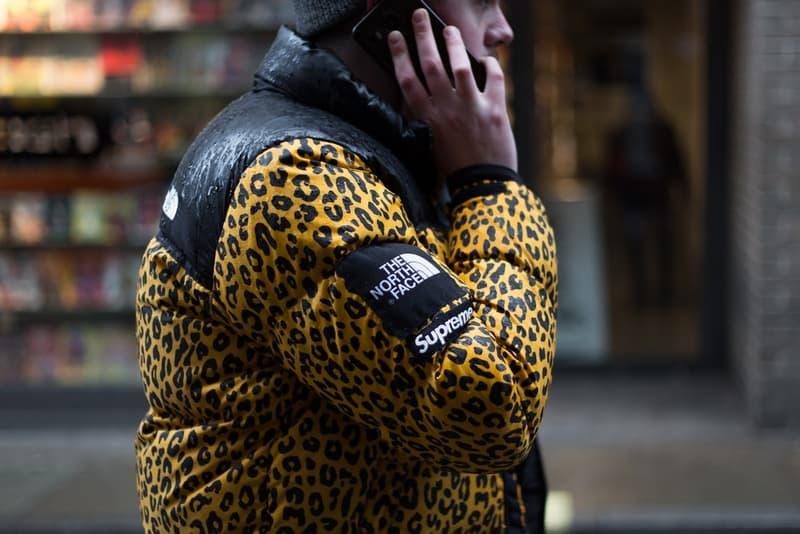 土砂降りをもろともしなかったロンドンの Supreme 2018年春夏 #WEEK1 をフォトレポート 欧州屈指のファッション都市に行列を作ったヘッズたちのお目当は……?