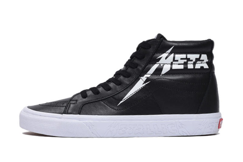 Vans よりレジェンド級ヘヴィメタバンド Metallica とのコラボフットウェア2型が登場 メタリカ ヴァンズ バンズ HYPEBEAST ハイプビースト スニーカー