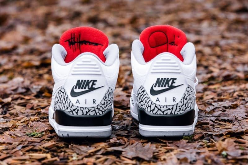 Jordan Brand よりジャスティン・ティンバーレイクのアルバムリリースを記念したコラボ Air Jordan 3をリリース ジョーダンブランド AJ3 エアジョーダン hypebeast NIKE ナイキ
