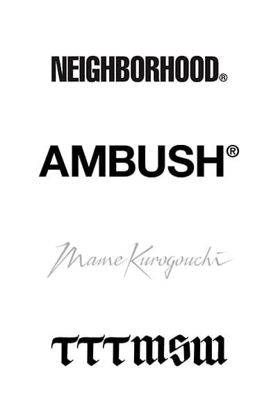 "Amazon Fashion ""AT TOKYO"" に AMBUSH、NEIGHBORHOOD の参加が正式決定 さらに〈mame〉、〈TTT_MSW〉も加わり、2018年秋冬の東京ファッションウィークはまさに激アツ"