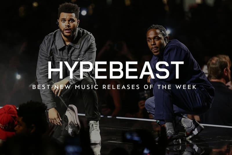 先週 今週 注目 音楽 リリース ★ 選 ミュージック HYPEBEAST ハイプビースト 新曲 楽曲 リリース ヒップホップ