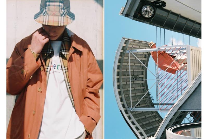 復刻デザインとレインボーが彩る Burberry 最新カプセルコレクション バーバリー see now buy now