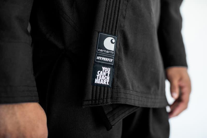 ワークウェア界の雄 Carhartt WIP がまさかの柔道着を製作 格闘家御用達ブランド〈Hyperfly〉との異色のコラボが実現
