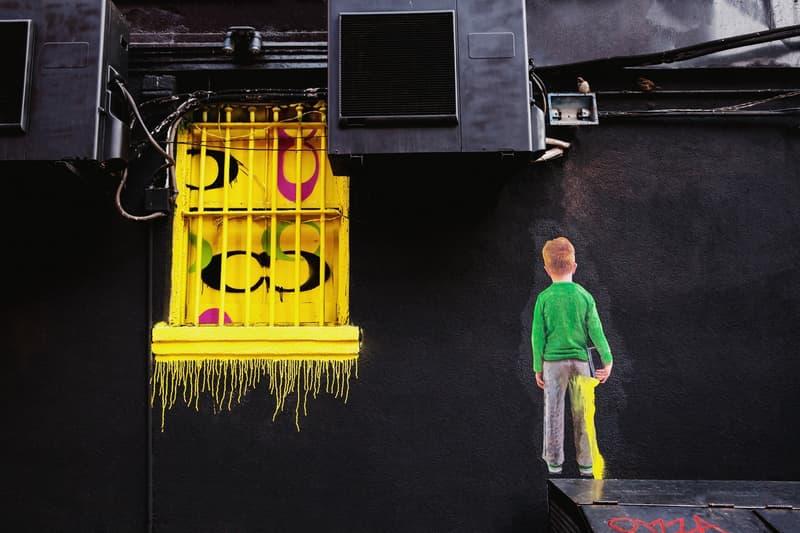 Coach が NY の伝説的なアーティスト達とコラボし圧巻の壁画を13点制作 コーチ NYC ニューヨーク ミューラル グラフィティ hypebeast