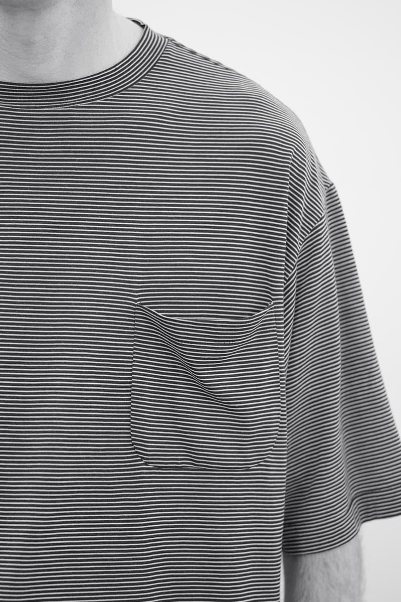 COMOLI よりモダンな佇まいを醸し出す2018年春夏ルックブックが到着 ファッション玄人たちが喜ぶツボを押さえた程よく肩の力が抜けたリラックススタイルを提案 玄人 COMOLI コモリ 2018年春夏コレクション ルックブック デザイナー 小森啓二郎 薄手のコート レザージャケット フーディ ツナギ ボーダーTシャツ カンナビス High Times 森山大道 WACKO MARIA ワコマリア HYPEBEAST ハイプビースト