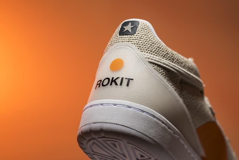 Converse x ROKIT によるフットウェア&アパレルを揃えたコラボカプセルコレクションがリリース コンバース ロキット hypebeast コラボ Fastbreak Chuck Taylor 70
