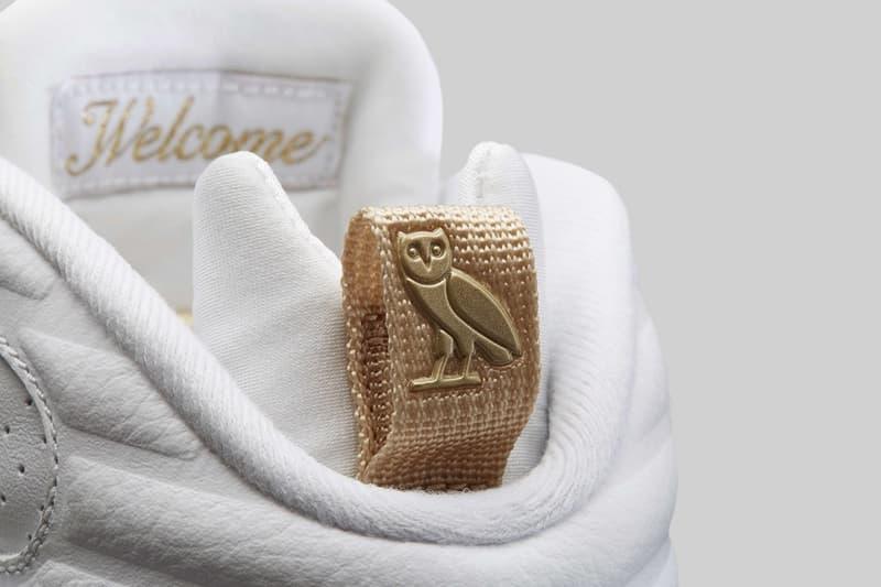 Drake 手がける OVO と Nike のコラボ Air Jordan 8 Retroのビジュアルが公開 エアジョーダン ナイキ ドレイク  オクトーバーズ ベリー オウン