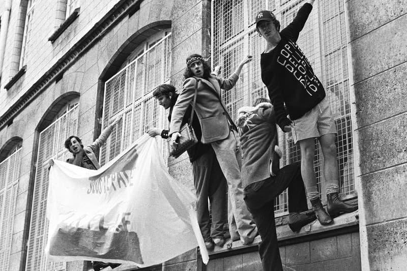 GUCCI より'60年代の対抗文化や学生運動に着想を得た2018年プレフォールキャンペーンが公開 グッチ 学生運動 対抗文化 カウンターカルチャー 映画運動 ヌーヴェルヴァーグ  hypebeast 反抗 リベリオン