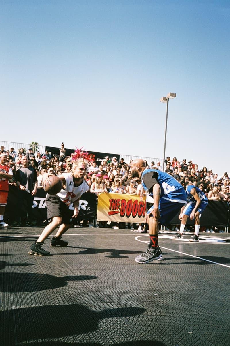 """ヒップホップ界の重鎮カメラマンがラッパー YG 主催の特別イベント """"The Boogie"""" に潜入 バスケやライブを楽しむ著名人たちのリアルな表情と空気感をフォトレポート スラムダンクコンテスト Travis Scott トラヴィス・スコット NBAオールスターゲーム2018 adidas アディダス 747 Warehouse St. ヒップホップオールスターゲーム ギャングスタ・ラッパー YGワイジー The Boogie Gunner Stahl ゲンナー・シュタール Chance the Rapper チャンス・ザ ・ラッパー Teyana Taylor テヤナ・テイラー Lil Pump リル・パンプ Nipsey Hussle ニップシー・ハッスル Mike Will Made-It マイク・ウィル・メイド・イット Rae Sremmurd レイ・シュリマー Nike ナイキ Sony ソニー PlayStation プレイステーション HYPEBEAST ハイプビースト"""