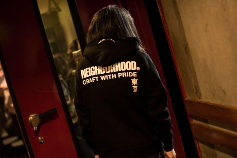 藤原ヒロシによるライブツアー開催を祝したスペシャルツアーアイテムが NEIGHBORHOOD とのコラボの元に誕生 hiroshi fujiwara ネイバーフッド slumbers HYPEBEAST ハイプビースト