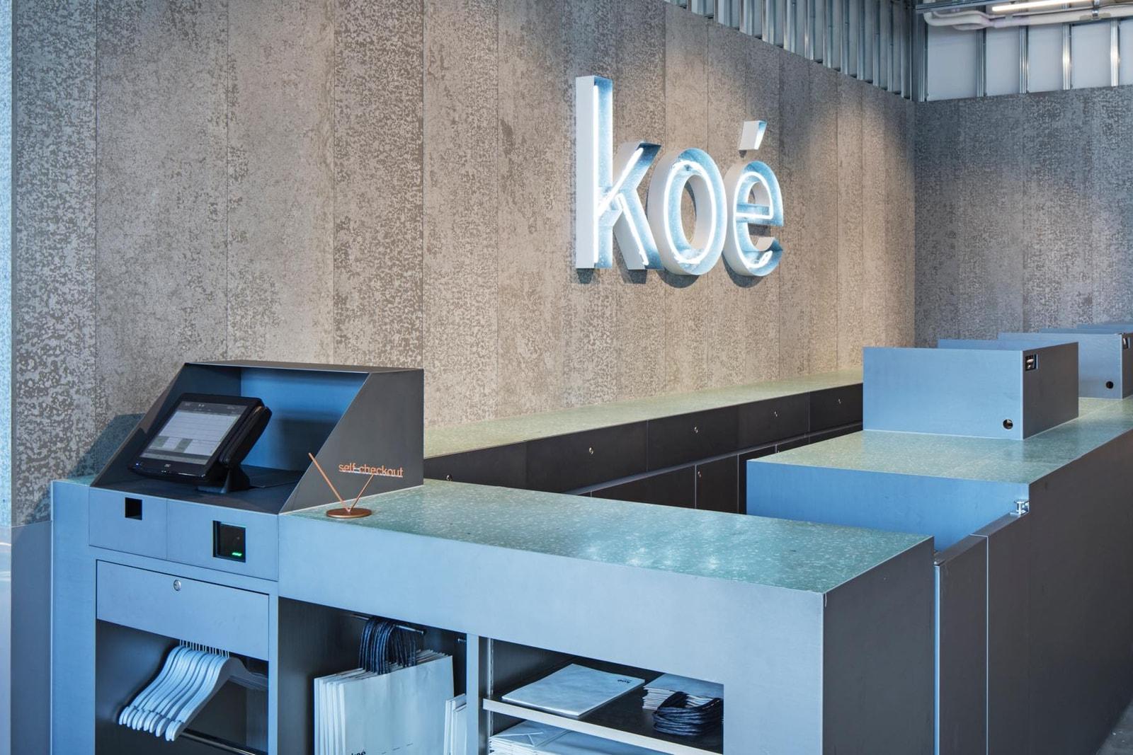 渋谷にkoeのホテル併設型旗艦店『hotel koe tokyo』がオープン コエ HYPEBEAST ハイプビースト
