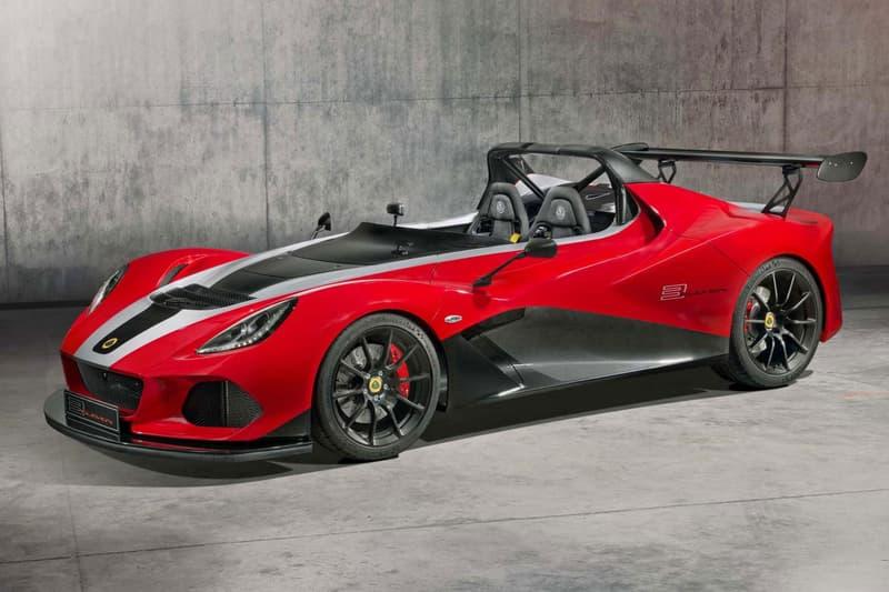 限定20台となった3-Elevenのファイナルエディションは0-100 km/hの加速時間は3.2秒、トップスピードは290km/hという驚異的なパフォーマンスを発揮 Lotus 史上最速モデルとなる 3-Eleven 430 が登場