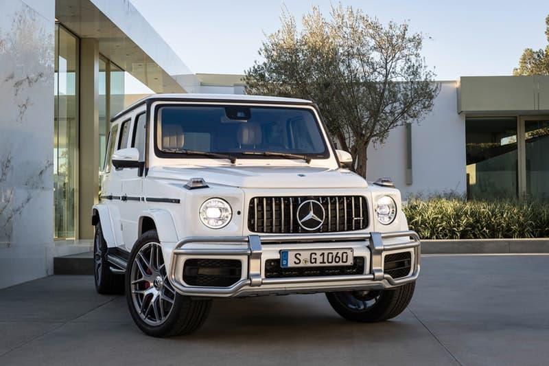 Mercedes-AMG より最上級のラグジュアリー感と走破性を宿した新型 G63 が登場 現地時間の3月6日に「ジュネーブモーターショー2018」でプレミアを迎える究極の1台をいち早くキャッチ Mercedes-Benz メルセデス・ベンツ Gクラス ジュネーブモーターショー2018 Mercedes-AMG 12.3インチディスプレイ インテリアデザイン ラジエーターグリル 最大22インチ ステアリングホイール Tobias Moers トビアス ムアース オフロード HYPEBEAST ハイプビースト