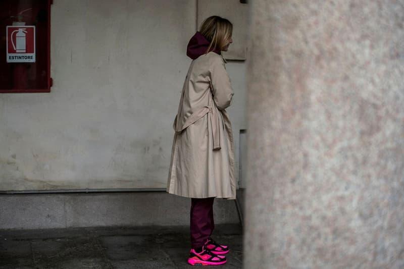 Streetsnaps:Milan Fashion Week Fall/Winter 2018 オフランウェイはストリート x ラグジュアリーの教科書かのごとく華やかな雰囲気