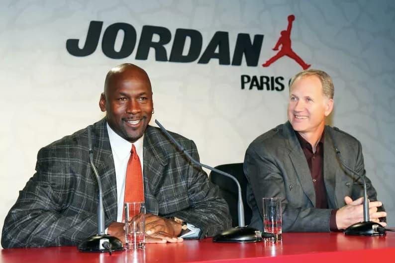 Nike の伝説的デザイナー ティンカー・ハットフィールドがマイケル・ジョーダンの55歳の誕生日に贈ったプレゼントとは…? MJ michael jordan hypebeast jordan brand ジョーダン inker Hatfield