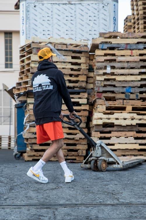 NY の新鋭ストリートウェアレーベル New York Sunshine より最新コレクション Install Team がリリース ニューヨーク サンシャイン hypebeast ストリート ニューヨーク