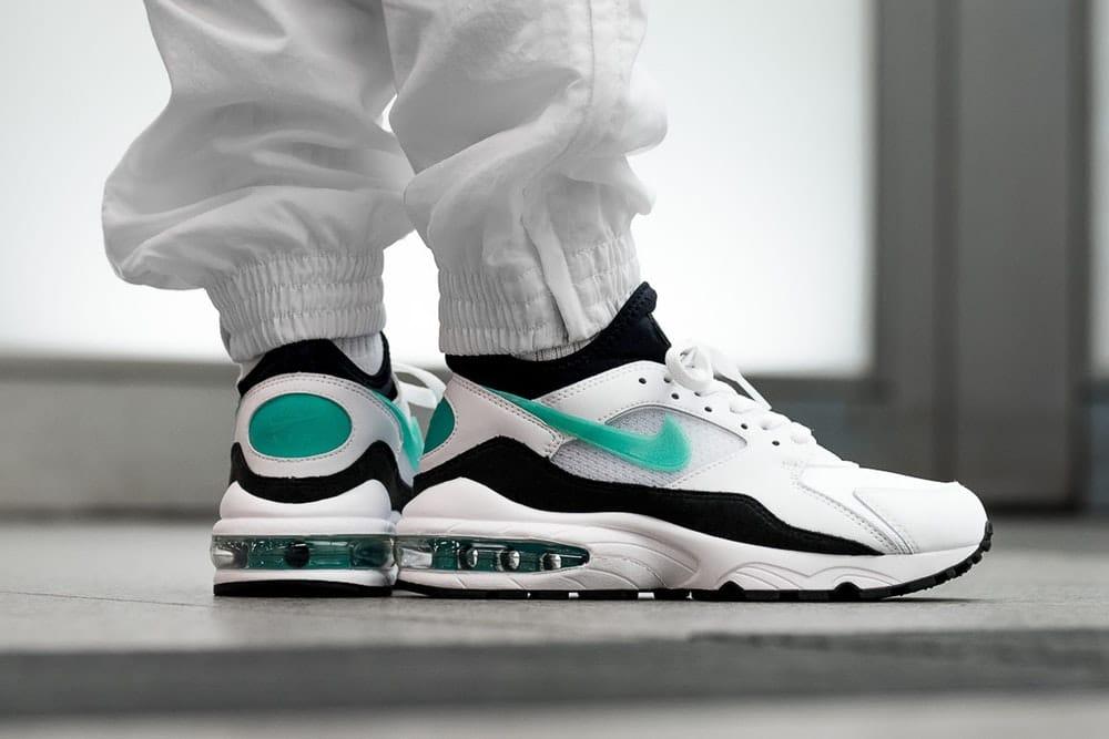 "Nike Air Max 93 ""Audacious Air"" の着用ルックが到着 | HYPEBEAST.JP"